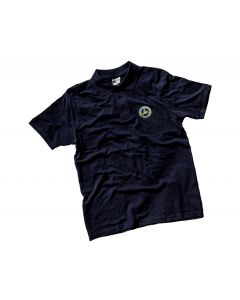"Herren Polo-Shirt ""Navy"" mit Sticklogo"